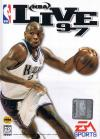NBA Live 97 - Cover Art Sega Genesis