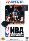 NBA Showdown '94 - Cover Art Sega Genesis
