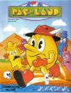 Pac-Land - Cover Art Commodore 64