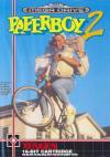 Paperboy II - Cover Art Sega Genesis