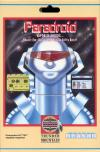 Paradroid - Cover Art Commodore 64