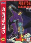 Phantom 2040 - Cover Art Sega Genesis