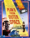 Plan 9 From Outer Space - Cover Art DOS