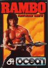 Rambo: First Blood Part II - Cover Art Commodore 64