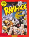 Rampage - Apple II Cover Art