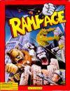 Rampage - Cover Art Commodore 64