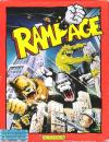 Rampage - Cover Art DOS