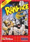 Rampage - Cover Art Sega Master System