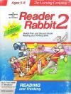 Reader Rabbit 2 - Cover Art DOS