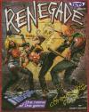 Renegade - Cover Art Commodore 64