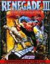 Renegade III: The Final Chapter - Cover Art Commodore 64