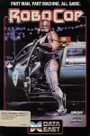 RoboCop  - Cover Art Amiga