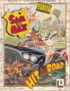 Sam & Max: Hit the Road - Cover Art DOS