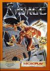 Savage - Cover Art Commodore 64