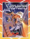 Savage - Cover Art ZX Spectrum