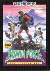 Shining Force  - Cover Art Sega Genesis
