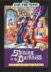 Shining in the Darkness - Cover Art Sega Genesis