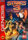 Streets of Rage 3 - Cover Art Sega Genesis