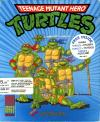 Teenage Mutant Ninja Turtles - Cover Art DOS