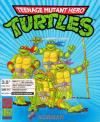 Teenage Mutant Hero Turtles - Cover Art DOS