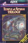 Temple of Apshai Trilogy - Cover Art DOS