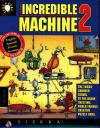 The Incredible Machine 2 - Cover Art DOS