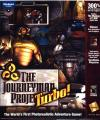 The Journeyman Project: Turbo!  - Cover Art Windows 3.1