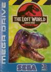 The Lost World: Jurassic Park - Cover Art Sega Genesis
