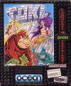 Toki - Cover Art Commodore 64