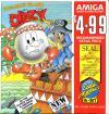 Treasure Island Dizzy - Cover Art Amiga