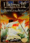 Ultima IV: Quest of the Avatar - Cover Art  Commodore 64