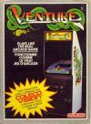Venture - ColecoVision Cover Art
