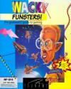 Wacky Funsters! The Geekwad's Guide to Gaming - Cover Art DOS