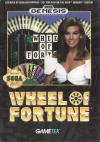 Wheel of Fortune  - Cover Art Sega Genesis