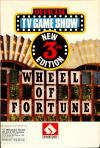 Wheel of Fortune - New Third Edition - Cover Art DOS