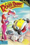 Who Framed Rodger Rabbit - Cover Art DOS