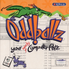 Oddballz: Your Wacky Computer Petz  - Cover Art Windows 3.1
