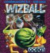Wizball - Cover Art Commodore 64