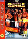 WWF Royal Rumble  - Cover Art Sega Genesis