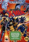 X-Men - Cover Art Sega Genesis
