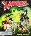 X-Men II: The Fall of the Mutants - Cover Art DOS
