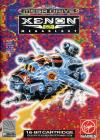 Xenon 2: Megablast - Cover Art Sega Genesis