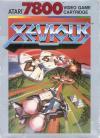 Xevious  - Cover Art Atari 7800