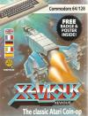 Xevious - Cover Art Commodore 64