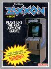 Zaxxon - ColecoVision Cover Art