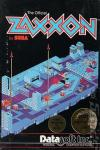 Zaxxon Cover Art DOS