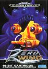 Zero Wing - Cover Art Sega Genesis