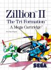 Zillion 2: Tri Formation - Cover Art Sega Master System