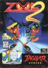 Zool 2 - Atari Jaguar Cover Art