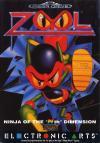 Zool  - Cover Art Sega Genesis